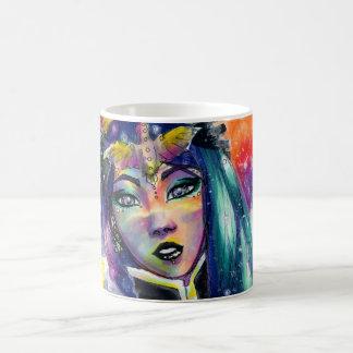 Celestial Fantasy Girl Coffee Mug