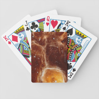 Celestial Geode Bicycle Playing Cards