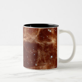 Celestial Geode Two-Tone Coffee Mug