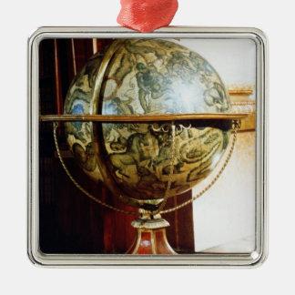 Celestial globe, 1688 christmas ornament