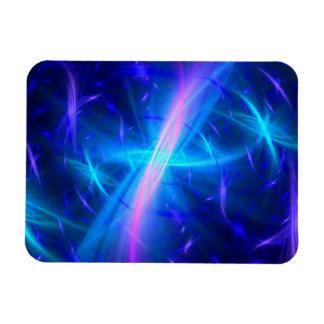 Celestial Grace Rectangular Photo Magnet