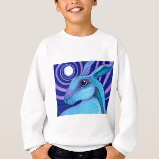 Celestial hare sweatshirt