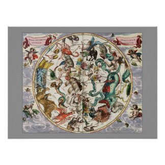 Celestial Harmonia Poster