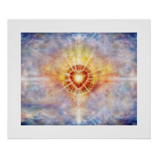 Celestial Heart Posters