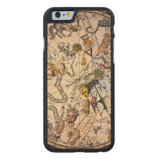 Celestial Hemisphere, 1790 Carved® Maple iPhone 6 Case