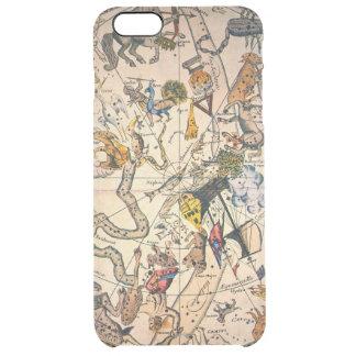 Celestial Hemisphere, 1790 Clear iPhone 6 Plus Case