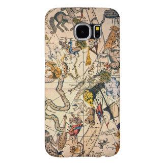 Celestial Hemisphere, 1790 Samsung Galaxy S6 Cases