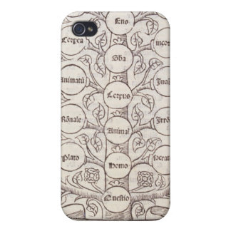 Celestial ladder iPhone 4 cover