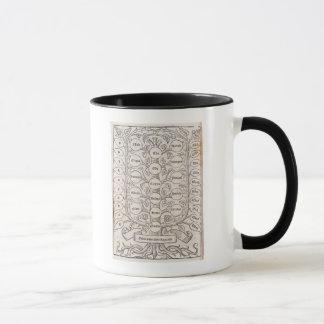 Celestial ladder mug