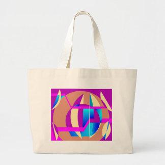 Celestial Large Tote Bag