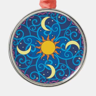 Celestial Mandala Ornament