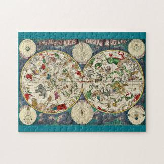 CELESTIAL MAP puzzle
