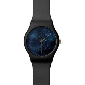 Celestial Map Watch