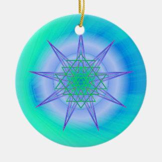 Celestial Might 95 Christmas Ornament