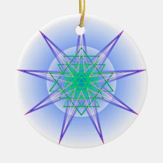 Celestial Might #9 Christmas Ornament