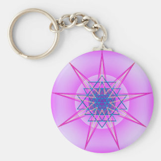 Celestial Might #9 Key Ring