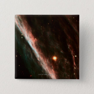 Celestial Objects 15 Cm Square Badge