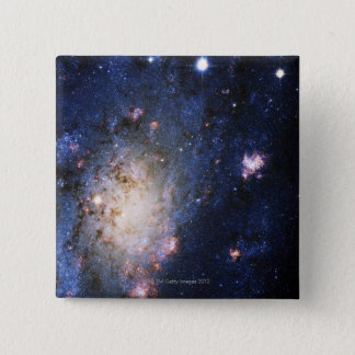 Celestial Objects 2 15 Cm Square Badge