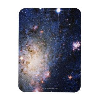 Celestial Objects 2 Rectangular Magnet