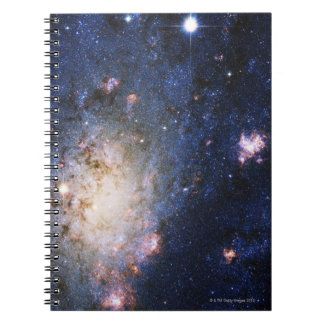 Celestial Objects 2 Spiral Notebook