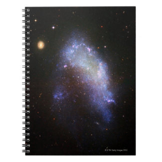 Celestial Objects 4 Spiral Notebook