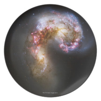 Celestial Objects 5 Plate