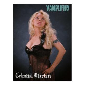Celestial Overture Vamplified Postcard