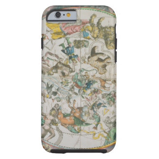 Celestial Planisphere Showing the Signs of the Zod Tough iPhone 6 Case