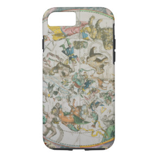 Celestial Planisphere Showing the Signs of the Zod iPhone 8/7 Case
