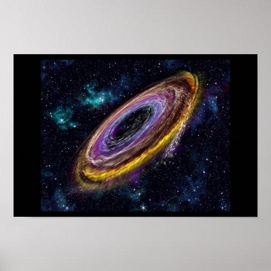 Celestial Ringthing Poster