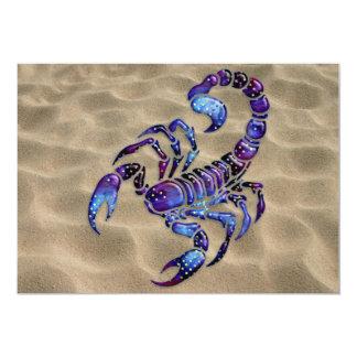 Celestial Scorpion Card