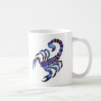 Celestial Scorpion Coffee Mug