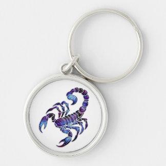 Celestial Scorpion Key Ring
