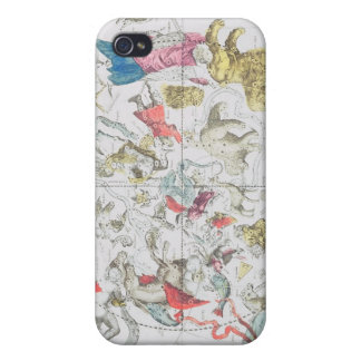 Celestial Showing the Signs of the Zodiac iPhone 4/4S Cover