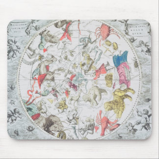Celestial Showing the Signs of the Zodiac Mouse Mat