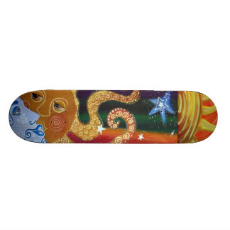 Celestial Skateboard