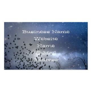 Celestial Sky Pack Of Standard Business Cards