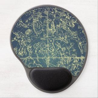 Celestial Space Chart Gel Mouse Mat