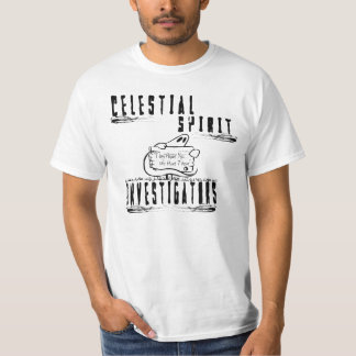 Celestial Spirit Investigators Basic Shirt