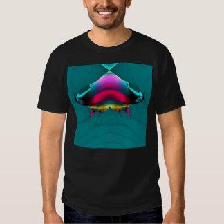 Celestial Stingray - Black T-Shirt