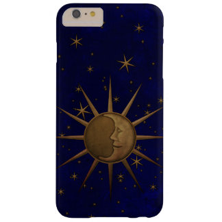 Celestial Sun Moon Starry Night Barely There iPhone 6 Plus Case