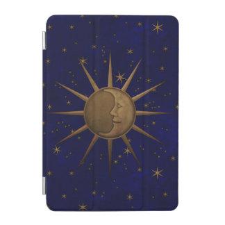 Celestial Sun Moon Starry Night iPad Mini Cover