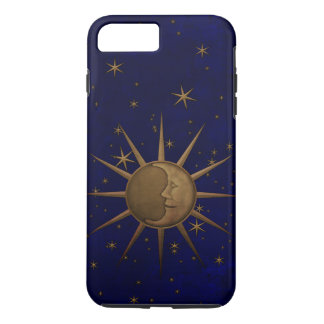 Celestial Sun Moon Starry Night iPhone 8 Plus/7 Plus Case