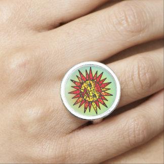 Celestial Sun Ring