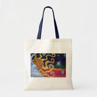 Celestial Budget Tote Bag
