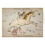 Celestial Vintage Map Cards