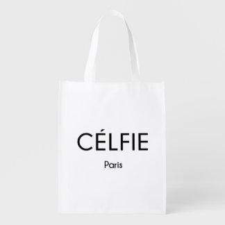 CELFIE Paris Reusable Grocery Bag
