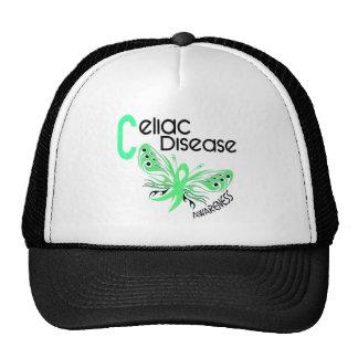 Celiac Disease BUTTERFLY 3.1 Hat