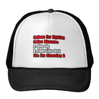 Celiac Disease Fighting Options Trucker Hat