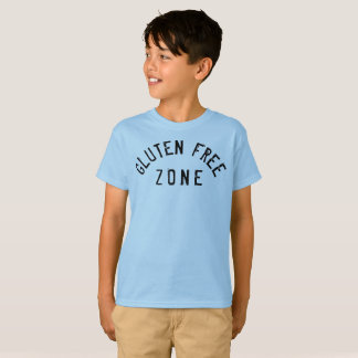 #CeliacKidsLA Gluten Free Zone Lift T-Shirt